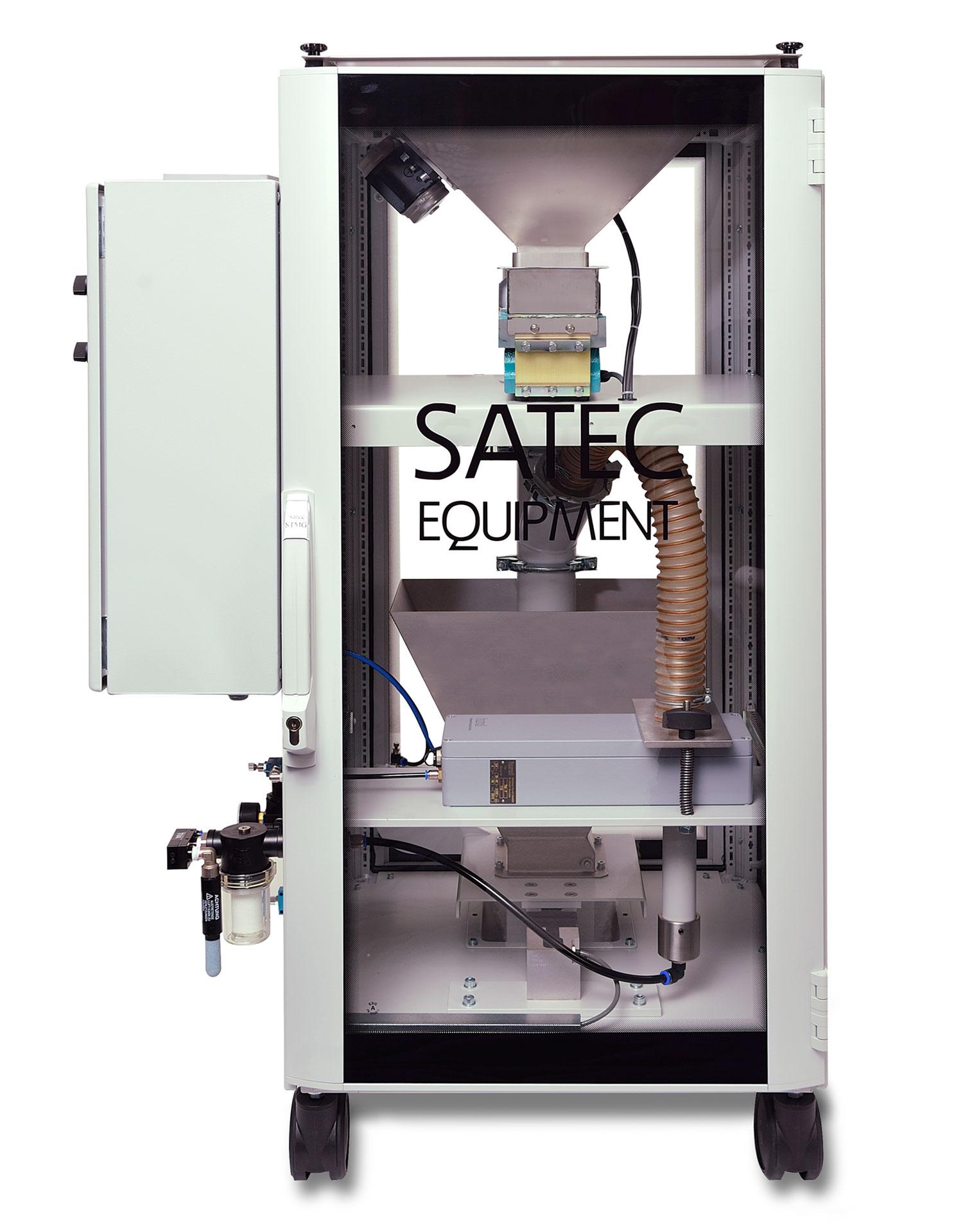 SATEC Dust Monitor (2015)