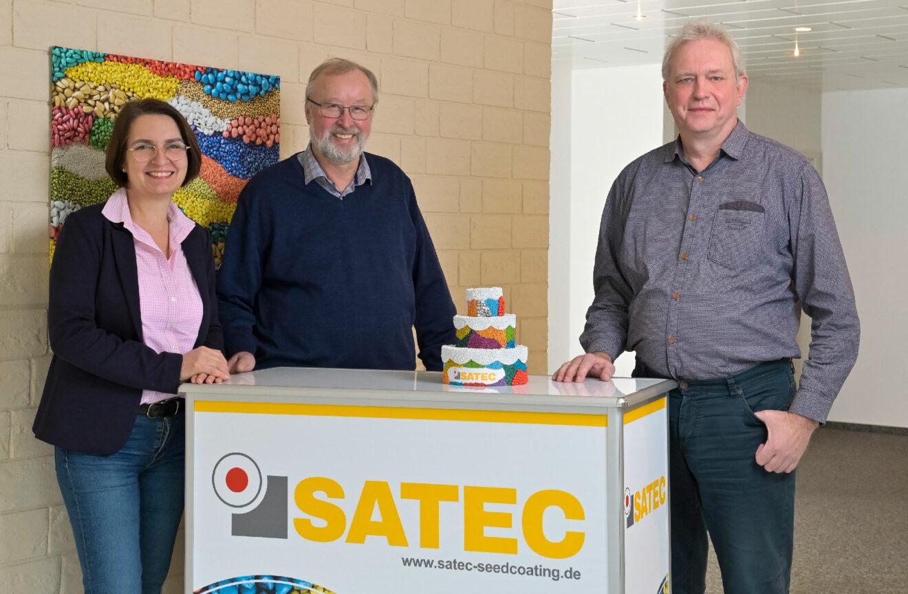 SATEC® 40 Jahre